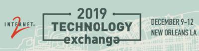 Internet2 Technology Exchange 2019